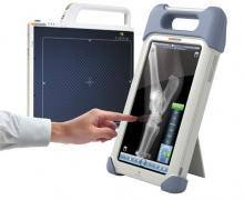 Přímá digitalizace pro hipiatrii Cuattro Slate 6